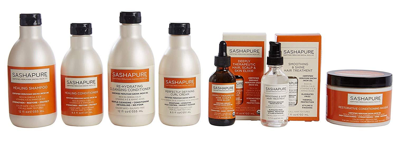 sashapure natural hair